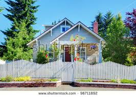 carpenter style house craftsman home stock images royalty free images vectors