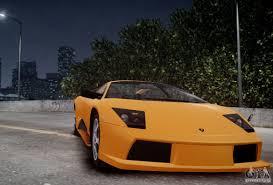 Lamborghini Murcielago Lp640 4 - lamborghini murcielago for gta 4