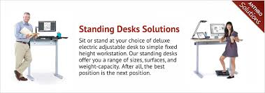 Anthro Sit Stand Desk Standing Desk Stand Up Desks And Height Adjustable Desks From Anthro
