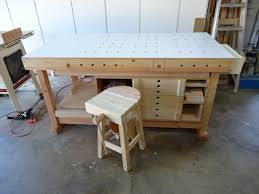 5 Workbench Ideas For A Small Workshop Workbench Plans Portable by Diy Shop Stool Ideas U0026 Inspiration