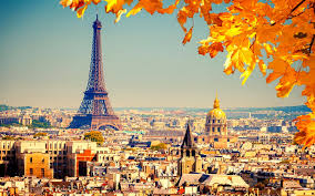 cute fall wallpapers paris wallpaper on wallpaperget com