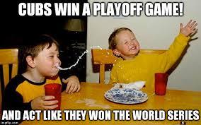 Cubs Fan Meme - cubs fans imgflip