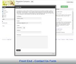 laravel 5 3 create bootstrap contact us form using request d vawebs