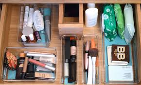 Organzie by How To Organize Beauty Products Storage For Hair Products And