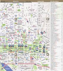 Map Of Florida Zip Codes by Streetsmart Washington Dc Map By Vandam Laminated Pocket City