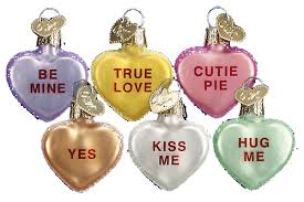 world ornaments conversation assorted 30002
