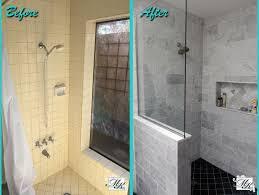 nkba members mesa arizona mk remodeling bathroom shower remodel before and after photo mesa