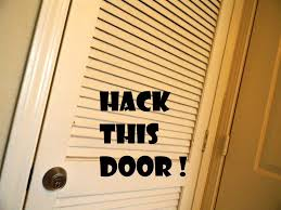 Closet Door Lock Locked Closet Door Hack