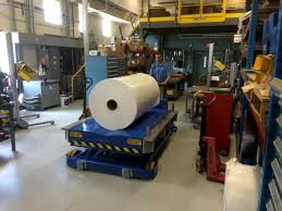 white paper rolls for tables portable lift table paper roll handling equipment