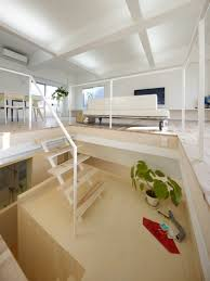 Home Design For 2nd Floor by House In Megurohoncho Meguro 2011 Torafu Architects