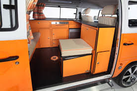 Vw T2 Campervan Interiors Vw T2 Rio From Danbury Campervans Caravans And Trailers