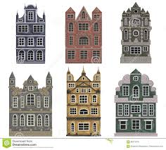 traditional european houses amsterdam old historic buildings and houses traditional european