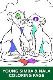 nala coloring pages tsum tsum burst coloring page disney lol