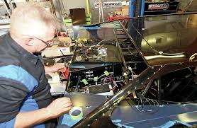 how to wire your own race car rod network
