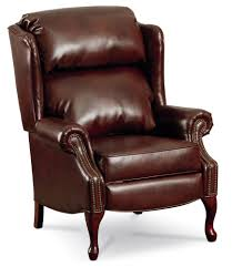 Brown Leather Recliner Chair Sale Furniture Leather Reclining Chairs Wing Back Recliner Lazy