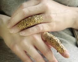 all fingers rings images Armor ring etsy jpg