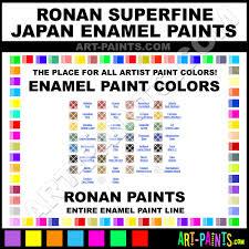 ronan superfine japan enamel paint colors ronan superfine japan