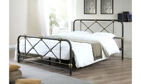 Steel Platform Bed Frame King Metal Platform Bed 6 Inch King Size Metal Platform Bed Frame Steel