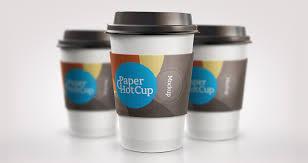 psd paper cup template psd mock up templates pixeden