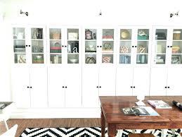 Ikea White Bookcase With Glass Doors Ikea Glass Door Bookcase White Bookcase With Glass Doors New