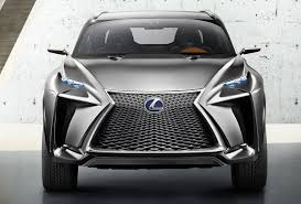 all new lexus nx compact lexus nx suv surfaces in detroit presentation