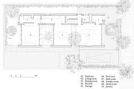 Architecture House Plans by Gallery Of Binh House Vtn Architects 17 Architects House