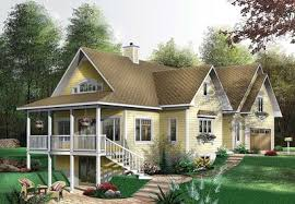 Guest Cottage Designs by Private Guest Suite In Cottage Design 21184dr Architectural