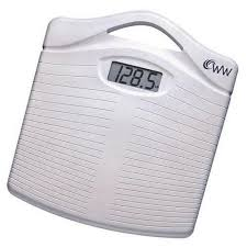 Weight Watchers Bathroom Scale Conair Ww11d Weight Watchers Portable Electronic Scale Bathroom