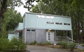 kansas city container home listed at 849 000 pits value vs