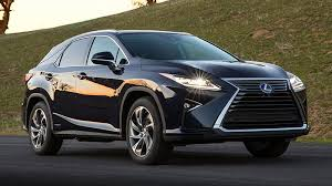 lexus generations the 2016 lexus rx is more of everything w autoblog
