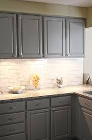 kitchen cool kitchen backsplash grey subway tile gray white