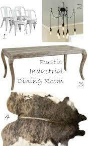 Industrial Dining Room by The Rustic Industrial Dining Room Lamps Plus