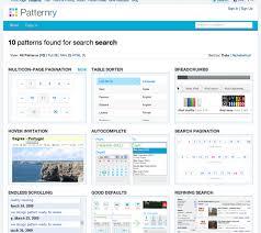 gui design patterns top 10 search design pattern websites norconex inc