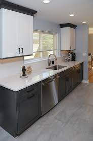 before and after check out a unique remodeled kitchen in skokie