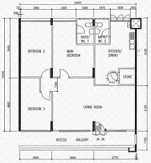 floor plans for bukit panjang ring road hdb details srx property