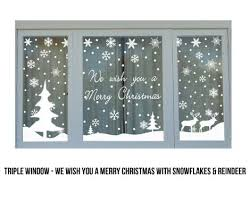 christmas window decorations pretty christmas window decorations homey best 25 windows ideas on