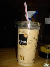 Coffee Mcd coffee talk trying the new mcdonald s iced coffee b side