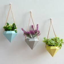potted plants for interior decoration at modern house flower