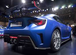 subaru concept cars subaru brz sti concept the car we wish they released years ago