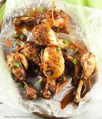 asian dish ring holder images Incredible instant pot ginger garlic drumsticks living sweet moments jpg