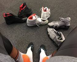 pj tucker sneaker interview sole collector