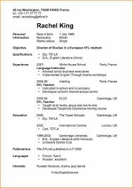 Sample Of Resume For Teachers Job by Bold Design Resume Cv Example 14 Sample Curriculum Vitae For