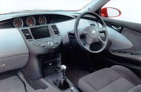 hatchback cars interior nissan primera hatchback review 2002 2006 parkers