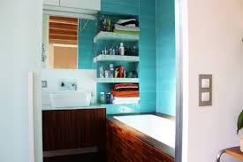 Bathroom Vanity Shelves 15 Bathroom Shelf Designs Ideas Design Trends Premium Psd