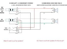 mono wiring diagram diagram wiring diagrams for diy car repairs