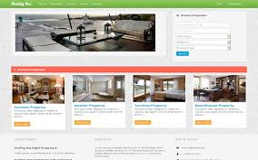 realtyinc real estate template other bootstrap templates