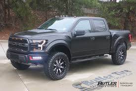 Ford Raptor Colors - ford raptor with 20in fuel nutz wheels exclusively from butler