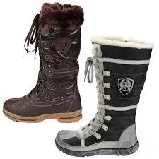 ladies long biker boots horka equestrian ladies thermo winter waterproof zipper outdoor