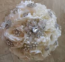 how to make wedding bouquets diy brooch bouquet evaline s bridal