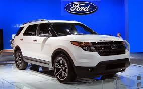 2015 new ford cars 2015 ford explorer photos and wallpapers trueautosite